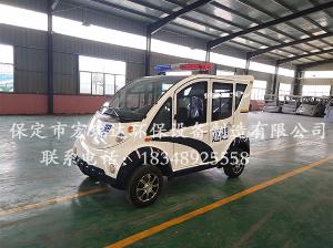 HRD-PC5 五座全封闭贝博足球下载巡逻车