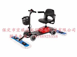 HRD-C901贝博足球下载驾驶式尘推车