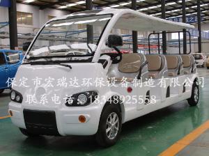 HRD-SC11 十一座观光巡逻车