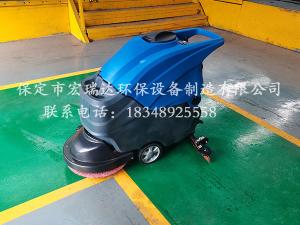 河南商丘机械构件厂使用保定贝博手机网页贝博足球下载洗地机案例