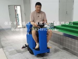 天津菜市场使用保定贝博手机网页贝博足球下载洗地机案例