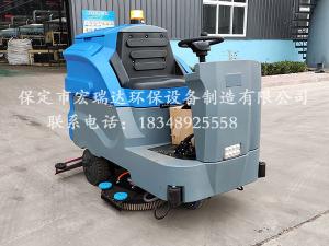天津铸造厂使用保定贝博手机网页ET100贝博足球下载洗地机案例