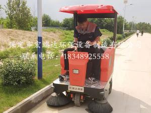 河南洛阳公园使用保定贝博手机网页贝博足球下载清扫车案例