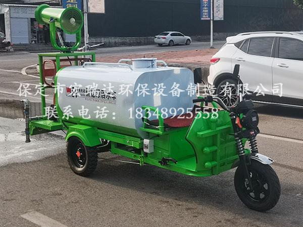湖南株洲市场使用保定贝博手机网页贝博足球下载洒水雾炮车案例